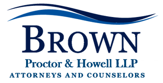 Brown Proctor & Howell